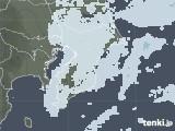 2020年12月05日の千葉県の雨雲レーダー