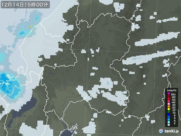雨雲 レーダー 中津川 市 天気