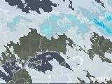 2020年12月19日の兵庫県の雨雲レーダー