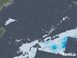 2020年12月28日の沖縄地方の雨雲レーダー