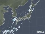 雨雲レーダー(2020年12月29日)