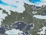 2020年12月30日の兵庫県の雨雲レーダー