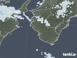 2020年12月30日の和歌山県の雨雲レーダー