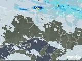 2020年12月31日の兵庫県の雨雲レーダー
