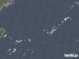 2021年01月02日の沖縄地方の雨雲レーダー