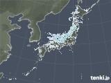 雨雲レーダー(2021年01月02日)