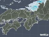 2021年01月04日の近畿地方の雨雲レーダー