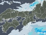 2021年01月05日の近畿地方の雨雲レーダー