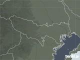 2021年01月05日の東京都の雨雲レーダー