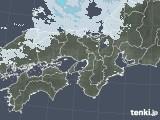 2021年01月06日の近畿地方の雨雲レーダー