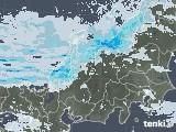 雨雲レーダー(2021年01月08日)