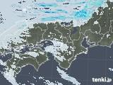 2021年01月08日の近畿地方の雨雲レーダー
