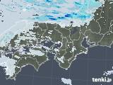 2021年01月09日の近畿地方の雨雲レーダー