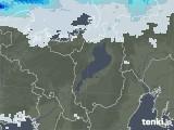 雨雲レーダー(2021年01月09日)