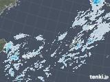2021年01月11日の沖縄地方の雨雲レーダー