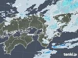 2021年01月16日の近畿地方の雨雲レーダー
