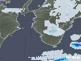 2021年01月16日の和歌山県の雨雲レーダー