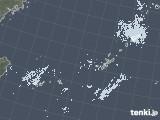 2021年01月17日の沖縄地方の雨雲レーダー