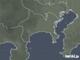 雨雲レーダー(2021年01月17日)