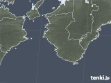 2021年01月17日の和歌山県の雨雲レーダー
