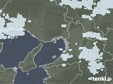 2021年01月18日の大阪府の雨雲レーダー