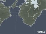 2021年01月18日の和歌山県の雨雲レーダー