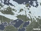 雨雲レーダー(2021年01月19日)