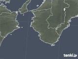 2021年01月19日の和歌山県の雨雲レーダー