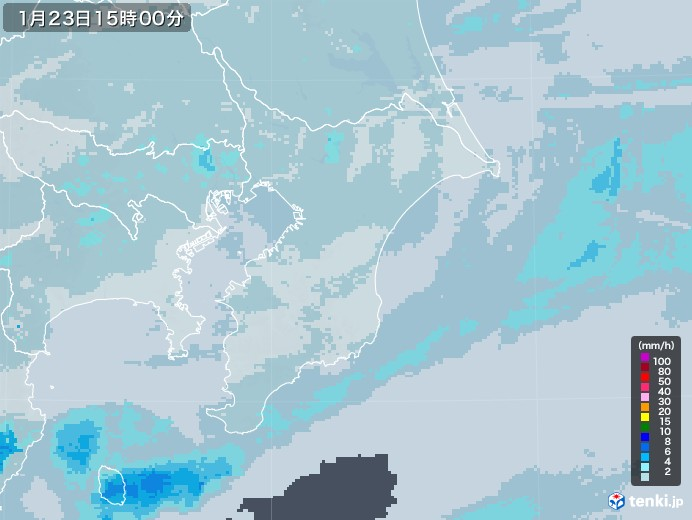 県 レーダー 千葉 雨雲