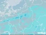 雨雲レーダー(2021年01月23日)