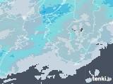 2021年01月23日の和歌山県の雨雲レーダー