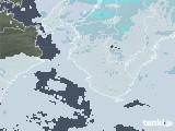 2021年01月24日の和歌山県の雨雲レーダー