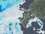 2021年01月26日の近畿地方の雨雲レーダー