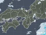 2021年01月27日の近畿地方の雨雲レーダー
