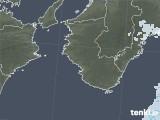 2021年01月28日の和歌山県の雨雲レーダー