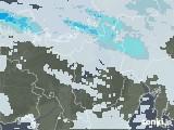 2021年01月29日の滋賀県の雨雲レーダー