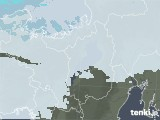 雨雲レーダー(2021年02月01日)