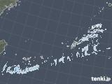 2021年02月02日の沖縄地方の雨雲レーダー