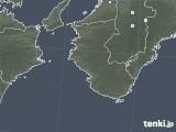 2021年02月02日の和歌山県の雨雲レーダー