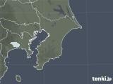 2021年02月03日の千葉県の雨雲レーダー
