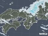 2021年02月04日の近畿地方の雨雲レーダー