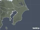 2021年02月04日の千葉県の雨雲レーダー