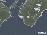 2021年02月04日の和歌山県の雨雲レーダー