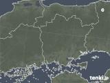 雨雲レーダー(2021年02月06日)