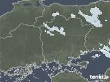 雨雲レーダー(2021年02月07日)
