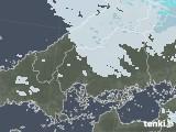 雨雲レーダー(2021年02月08日)