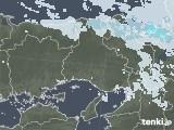 雨雲レーダー(2021年02月09日)