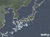 雨雲レーダー(2021年02月12日)