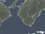 2021年02月12日の和歌山県の雨雲レーダー