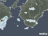 2021年02月13日の和歌山県の雨雲レーダー